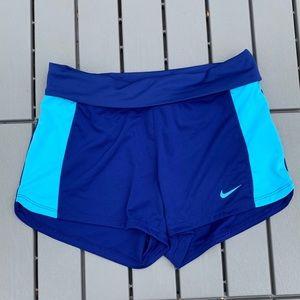 Nike Shorts Blue
